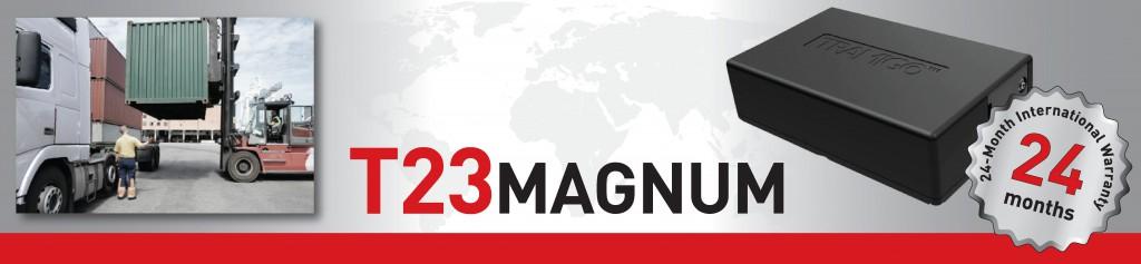 Tramigo Magnum: GPS paikannuslaite