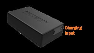 Tramigo Magnum charging input